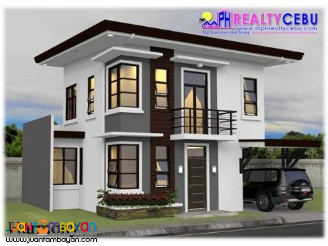 Ricksville Heights in Minglanilla Cebu Harmony Model For Sale
