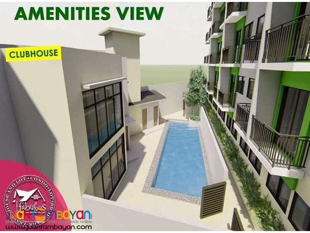 AFFORDABLE CONDO FOR SALE IN LAPU LAPU CEBU PHP 8K Monthly