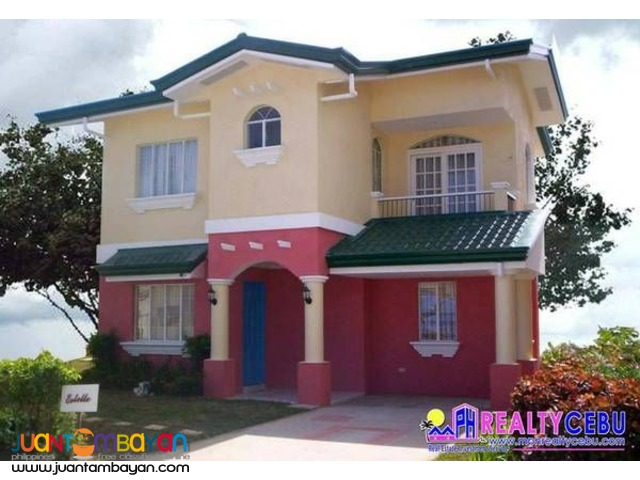ESTELLE MODEL- 4BR HOUSE AT PACIFIC GRAND VILLA IN MACTAN CEBU