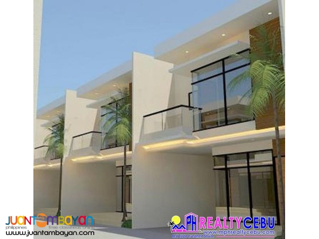 109m² 3 BR TOWNHOUSE AT SAMANTHA'S PLACE IN CEBU CITY