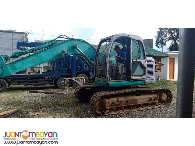 Kobelco sk115sr