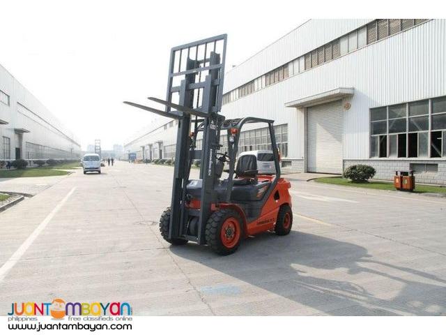 LG30DT Internal Combustion Forklift