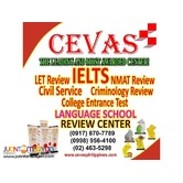 CEVAS Best OET Review Center in Davao City Tagum Digos Cagayan De