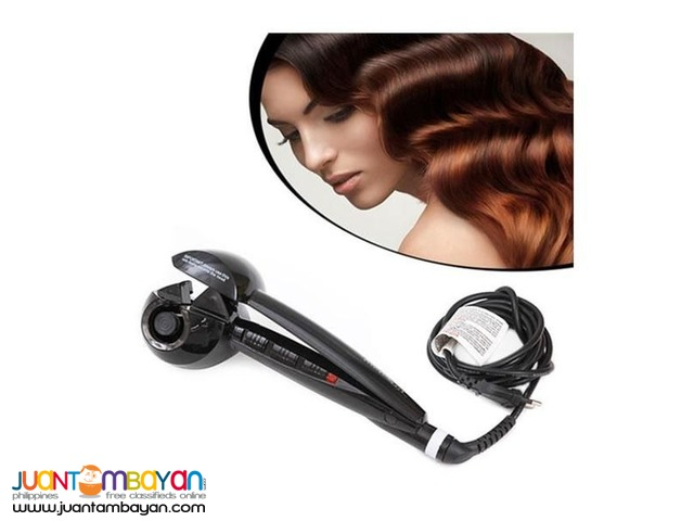 Automatic Hair Curler with FREEBIES and Free Shipping Nationwide