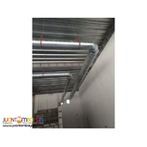 Ventilation and Mechanical Services