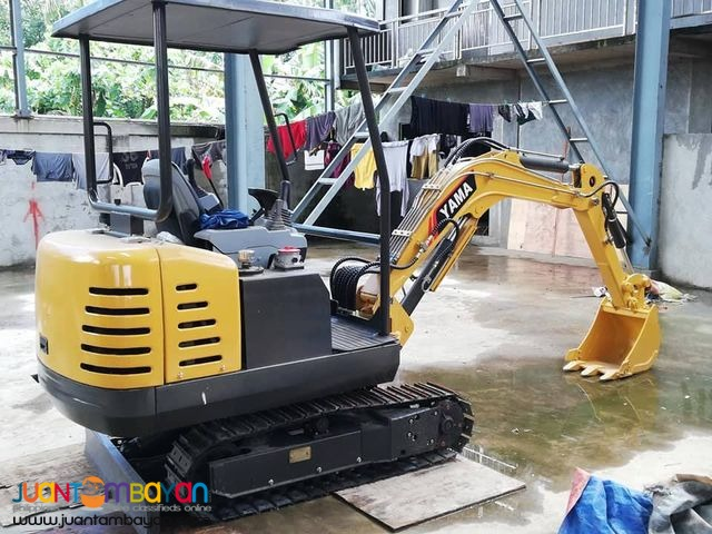 Brand New YAMA 2.2T Mini Excavator Crawler