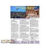 9D8N Wonders of Turkey with Air – Ticket