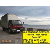 Truck Rental Lipat Bahay MOvers truck for rent For Hire
