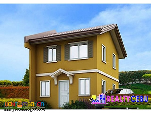 CAMELLA - CARA MODEL 3 BR HOUSE IN PIT-OS CEBU CITY