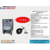 Korweld ACDC TIG 500T DC Inverter Type Welding Machine 220V,440V
