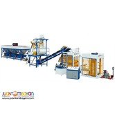 Heavy Duty Automatic Block Making Machine For Sale