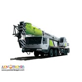 HEAVY DUTY 80 TONS ZOOMLION TRUCK CRANE