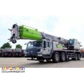 75 TONS ZOOMLION TRUCK CRANE FOR SALE