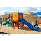 Very Affordable Outdoor Playground