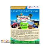 3D2N Las Vegas Free and Easy