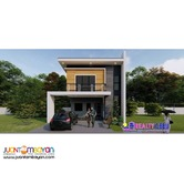 BREEZA SCAPES - 4BR SINGLE ATTACHED HOUSE(ANDREW MODEL) MACTAN