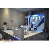 Tradeshow stand display