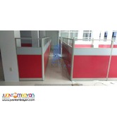 Modular Cubicle Office Partition-Customize-Call Tina of NJLAN Ent