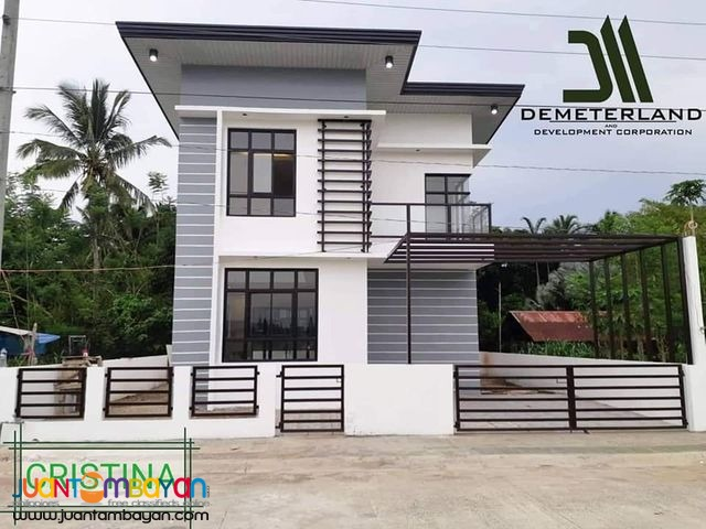 Brand new House and Lot in Sienna Monteluce Silang,Cavite