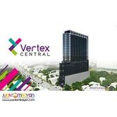 CEBU HOME OFFICE STUDIO UNIT VERTEX CENTRAL CEBU CITY