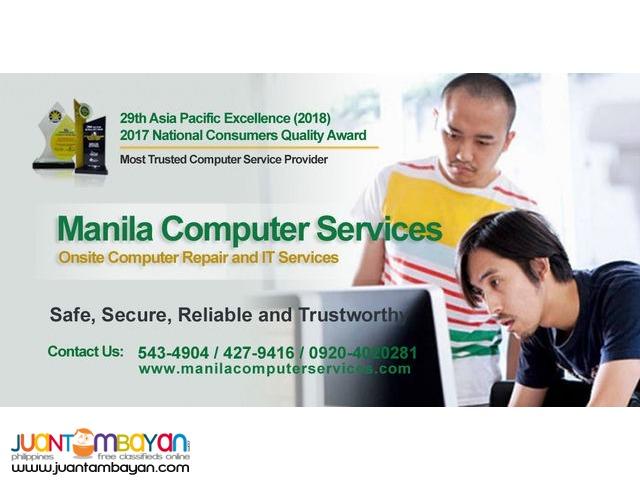 MCS - Computer Repair Services Near