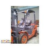 FOR SALE ONLY LG30DT Diesel Forklift
