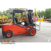 LG40DT FORKLIFT DIESEL TYPE FOR SALE!