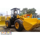 CDM843 Lonking Wheel Loader 2.3m³ Bucket Size