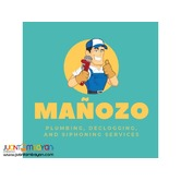 MAÑOZO - PLUMBING and DE-CLOGGING SERVICES