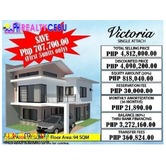 VICTORIA MODEL 4BR HOUSE FOR SALE IN CITADEL ESTATE LILOAN CEBU