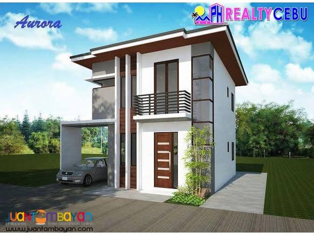 GUADA PLAINS - AURORA MODEL 4 BR HOUSE IN GUADALUPE CEBU CITY