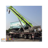SELLING ZOOMLION QY55 Truck Crane FOR SALE