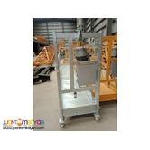Motorized Gondola(ZLP800)- Galvanized Platform
