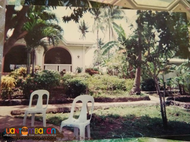 HOUSE AND LOT FOR SALE IN MEDELLIN CEBU