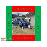 BRAND NEW UNIT! FARM TRACTOR WITH FRONT END LOADER Quezon City