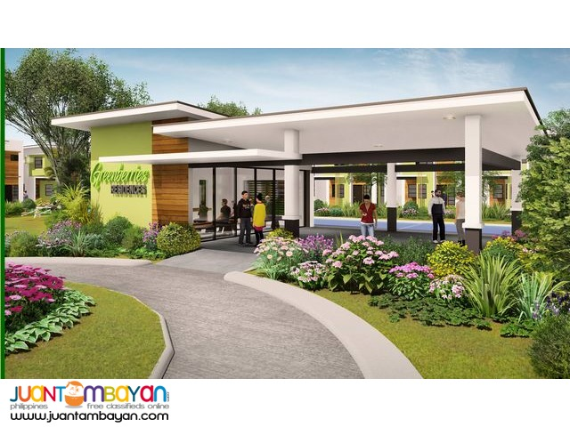 HOUSE AND LOT FOR SALE GREENBERRIES BALAMBAN