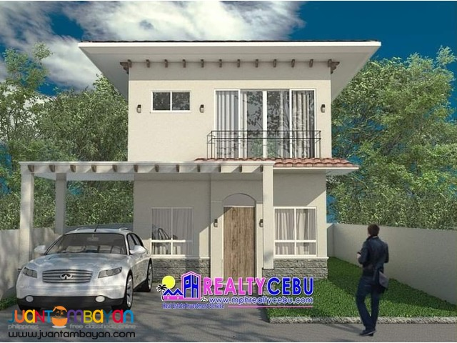 3BR SINGLE ATTACHED HOUSE FOR SALE IN MOHON, TALISAY CITY, CEBU
