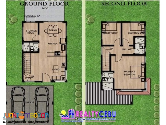 3BR SINGLE DETACHED HOUSE FOR SALE IN MOHON, TALISAY CITY, CEBU