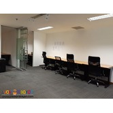Fitted Office Space for Rent in Makati 25-Seater ALL IN