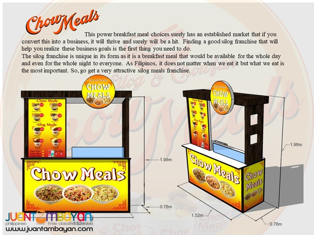 Affordable Food Cart Business