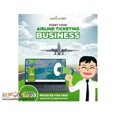Airline Ticketing Business @ home with other services