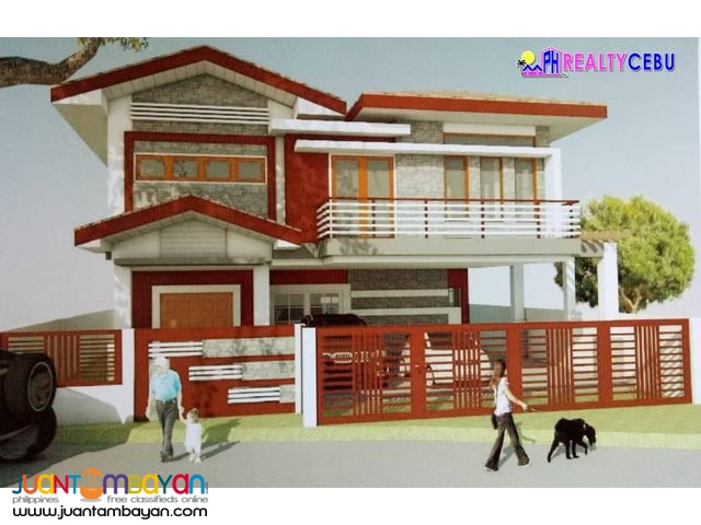 6BR 7T&B HOUSE AND LOT IN ROYALE CEBU ESTATES IN CONSOLACION