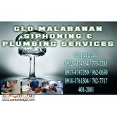 PAP siphoning & plumbing services