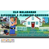 PTC plumbing & siphoning services