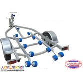 HRHP1012S-rollers aluminum jetski trailer