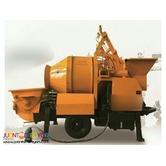 Heavy Duty Concrete Mixer Pump JBT40.08.52D For Sale