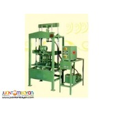 Manual Hollow Block Making Machine (HQTY3-25) For Sale