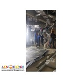 Ducting Works - Supply and Installation of Exhaust and Fresh Air