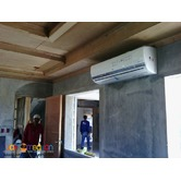 Supply and Installation of Exhaust and Fresh Air