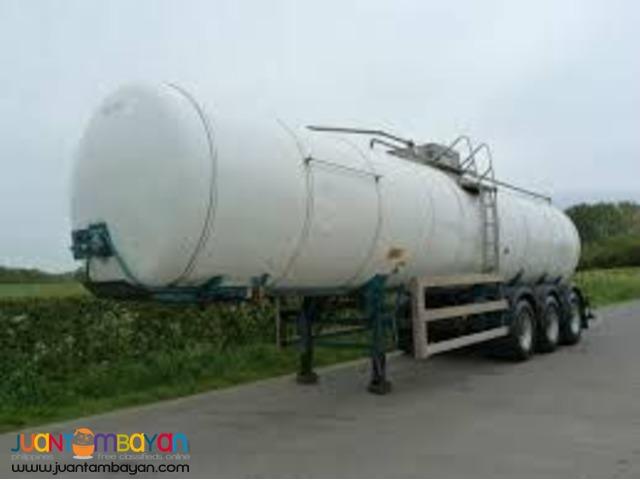 Heavy Duty Tri-Axle Fuel Tanker (30000Liters) For Sale